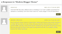 ItsWordPress Highlighting Author Comments