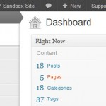Modifying the WordPress Admin Toolbar