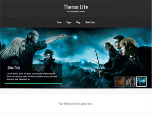 Theron Lite Theme