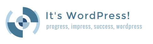 It's WordPress